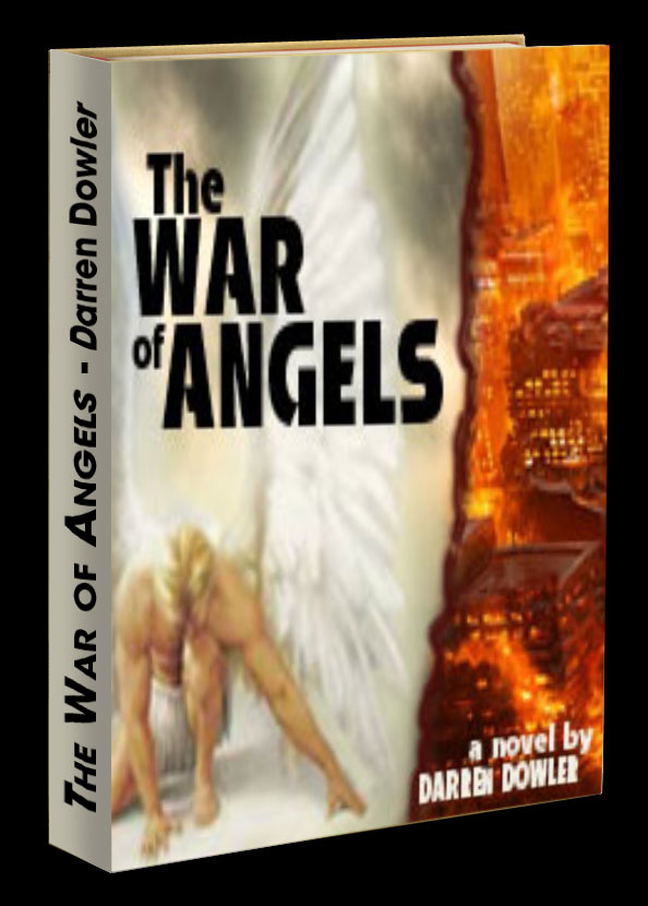 The War of Angels Book