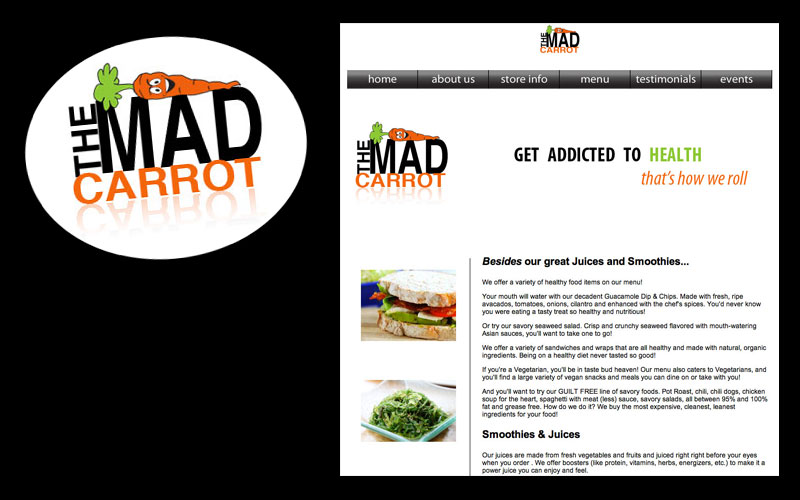 The Mad Carrot